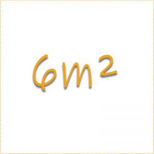 6 Quadratmeter